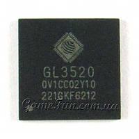 Микросхема Genesys Logic GL3520 IC USB 3.0 Hub Controller PS4