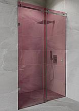 Кольорові розсувні душові двері (розсувні душова)