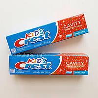 Зубная паста Iherb Crest Kids для детей от 2 лет, 130 г