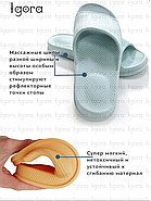 Массажно-ортопедические тапочки AIR размер 37-38, фото 3