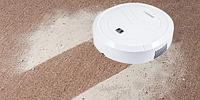 Умный Робот пылесос XIMEI Smart Robot white 1500 Вт