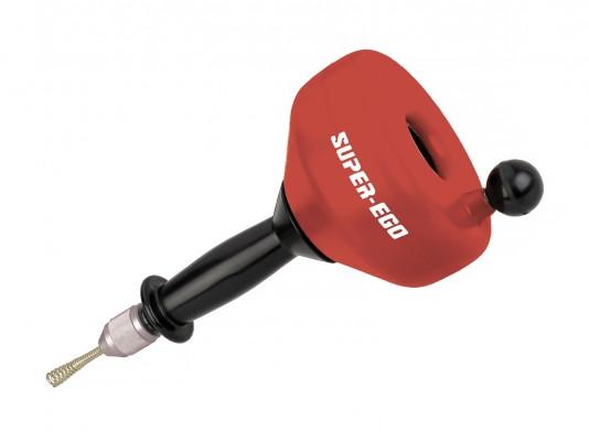Ручний пристрій для прочищення труб SUPER-EGO 6мм - 6м