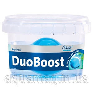 Гелевые шарики с ферментами и бактериями Oase DuoBoost 5 см, 250 мл (на 20000 л) для пруда, озера, узв, водоем