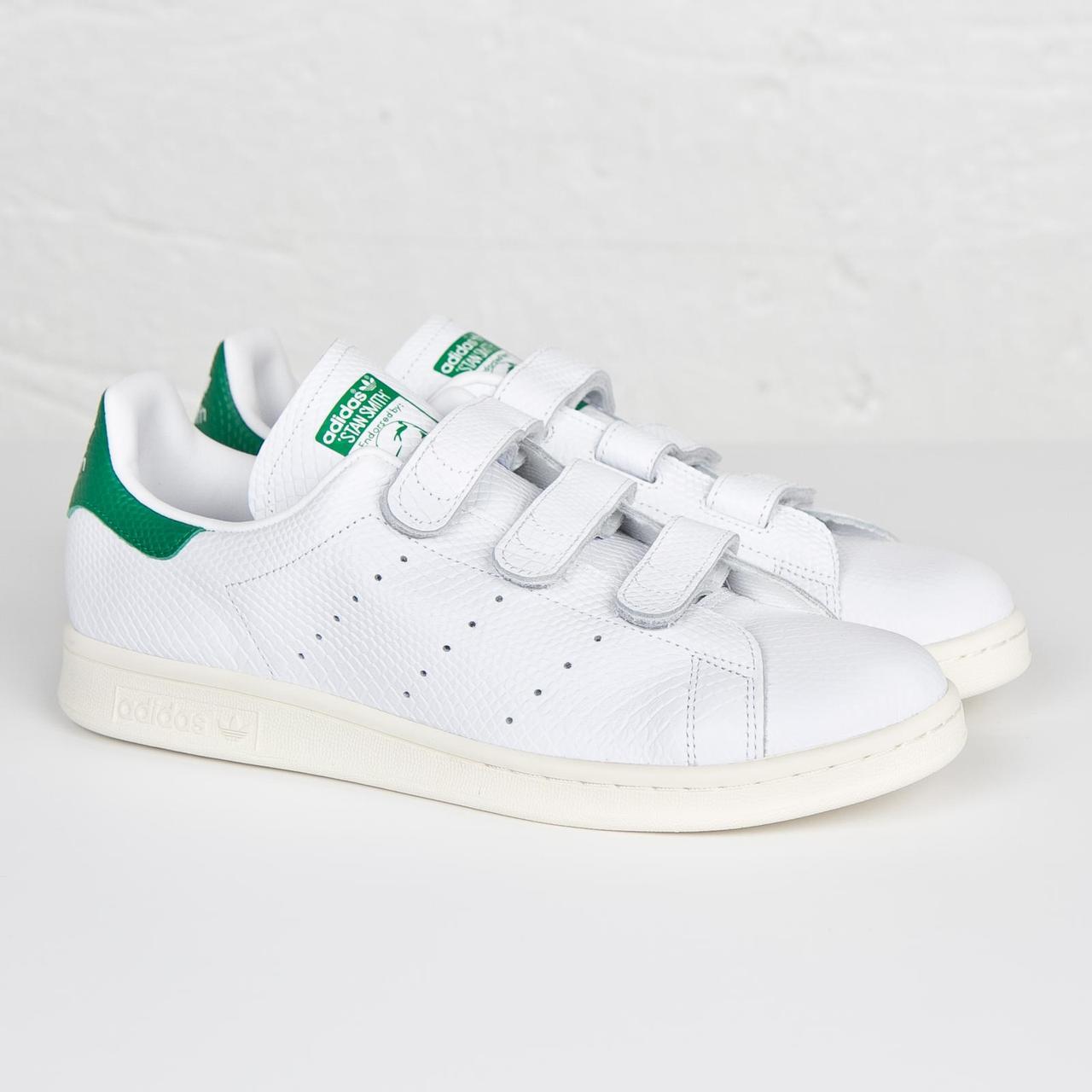 Кросівки чоловічі Adidas Stan Smith CF білі (B24535)