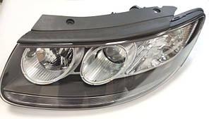 Фара передняя  Hyundai Santa Fe '10-12  FP 3216 R1-P  921012B025 2211144LLEMN2  405209E HNSFE10000BL