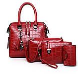 Набір жіночих сумочок, фото 3