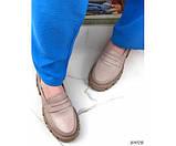 Туфли на тракторной подошве, фото 3