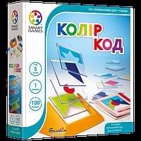 Настольная игра Smart Games Цветовой Код (Colour Code)