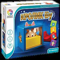 Настольная игра Smart Games Застенчивый кролик (Кролик Бу) (Bunny Peek-a-Boo)