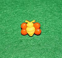 Ґудзик Бджілка 580 поштучно, фото 1