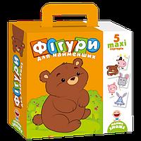 Настольная игра Vladi Toys Фигуры для самых маленьких (The figures)