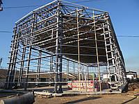 Производство быстровозводимых зданий из металлоконструкций