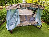 Садовые качели Samsara качель для сада, дачные качели, качели для дачи, качели для сада, летние качели, качели