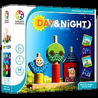 Настольная игра Smart Games День и Ночь (Day and Night)