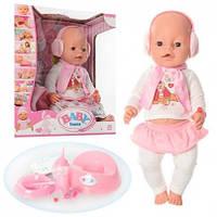 Кукла-пупс Baby Born функциональный