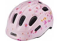 Велошлем детский ABUS Smiley 2.0 Rose Princess, S (45-50 см), фото 1