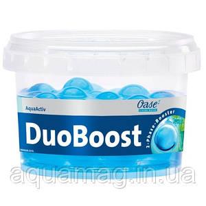 Гелевые шарики с ферментами и бактериями Oase DuoBoost 2 см, 250 мл (на 20000 л) для пруда, озера, узв, водоем