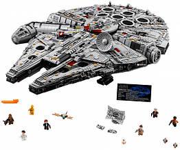 Блоковий конструктор LEGO Star Wars Сокол Тысячелетия (75192)