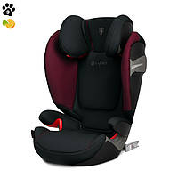 Автокресло Cybex  Solution S-fix Ferrari / Victory Black black