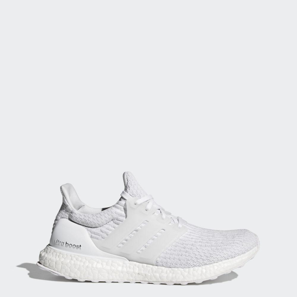 Кросівки чоловічі Adidas Ultraboost 3.0 білі (BA8841)