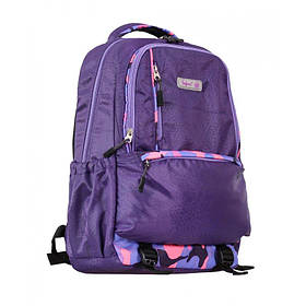 Рюкзак школьный Safari 45*29*22 см 26 л Фиолетовый (1844)