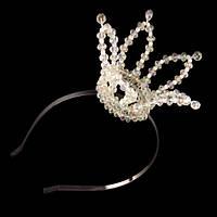 Корона для Принцессы бисер