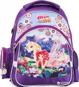 Рюкзак школьный Kite Mia and Me 38х29х13 см 14 л для девочек (MM17-521S)