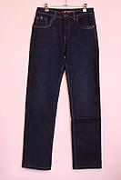 Мужские утепленные джинсы на флисе, фото 1