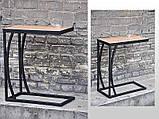 Кавовий столик у стилі Лофт, фото 6
