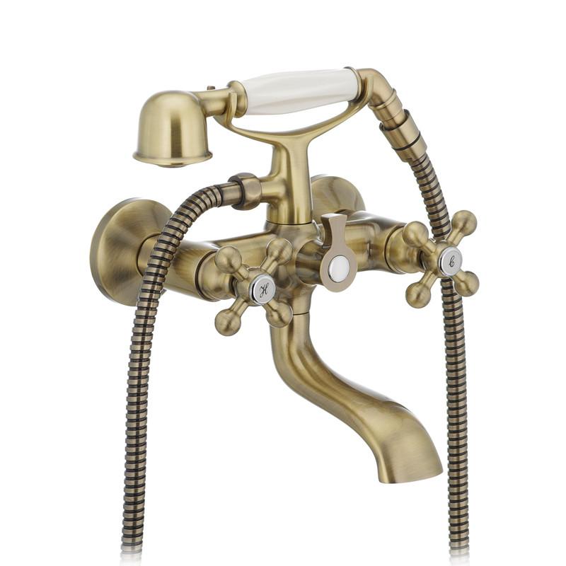 Смеситель для ванны IBERGRIF LUCCA M13052C (IB0057)