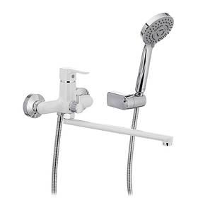 Смеситель для ванны IBERGRIF SQUARE M13122W (IB0035)