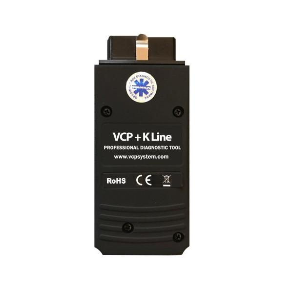 VCP CAN PROFESSIONAL + K LINE (опция) - ОРИГИНАЛ (VAG CAN PRO)