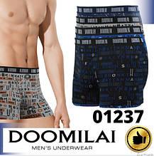 Мужские трусы боксёры бамбук+хлопок Doomilai 01237 (ростовка XL-2XL-3XL-4Xl), 30031016