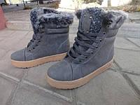 Зимові черевики жіночі