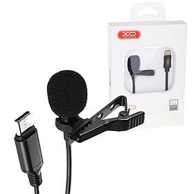 Микрофон-петличка Type-C XO MKF02