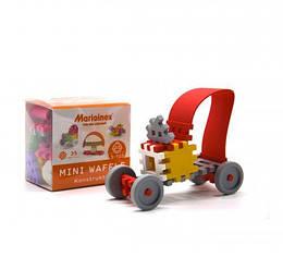 """Дитячий Конструктор """"Marioinex: Міні вафлі"""", для хлопчиків, 35 елементів 902783"""