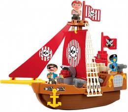 """3023 Конструктор """"Корабель з піратами"""", 18 міс.+"""