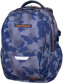 Рюкзак школьный CoolPack Factor Misty Tangerine 45x31x17 см 29 л (B02002)