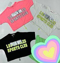 Футболки - топи для дівчат 11-14 років