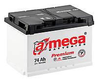 Аккумулятор автомобильный A-Mega Premium 6CT 74Ah 790A