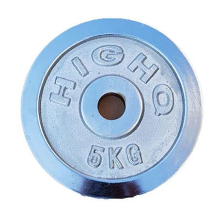 Блины( диски) хром, 5кг