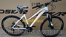 Велосипед жіночий алюмінієвий Oskar Scarp 27,5 колеса