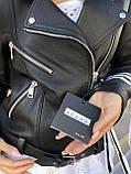 Куртка женская натуральная *ADAMO*, кожа телячья премиум, размеры С,М,Л,ХЛ,белый,черный цвет, фото 5