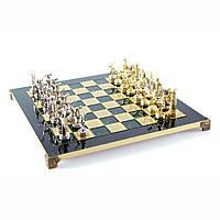 Элитные подарочные шахматы Manopoulos Дискобол 36 см