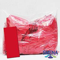 Конфетти - Метафан SMENA effects, цвет - красный, 1 кг