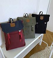 Женский рюкзак канкен kanken foldsack no.1 городской, спортивный, повседневный, для ноутбука