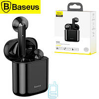 Bluetooth наушники с микрофоном Baseus Encok NGW09 TWS черные