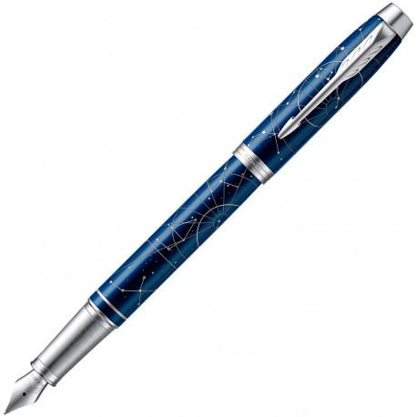 Ручка перьевая Parker IM 17 Premium SE Midnight Astral CT 25 111