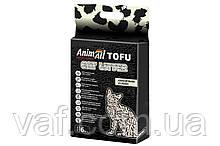 Соевый наполнитель AnimAll Tofu Classic без аромата, 6 литров (2,6 кг)