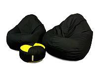 Два кресла Оксфорд + пуфик улик в подарок